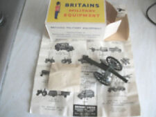 Britains Deetail Cannon Diecast Tanks & Military Vehicles