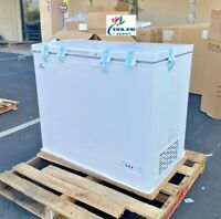 """NEW 65/"""" Solid Top Lock Chest Freezer Storage Cabinet NSF ETL Commercial XF-562"""