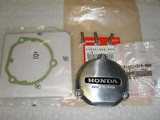 Honda NOS CBX Crankshaft Cap 1000 11631-422-000 1047 79-82 Gasket Screws O-Ring