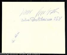 Ambros, waldmann top ORIG. sign. + G 2046