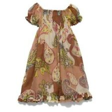 I LOVE GORGEOUS ILOVEGORGEOUS BEAUTIFUL PAISLEY DRESS 6/7 $140