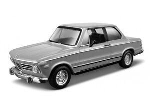 BMW 2002 Tii 1972 1:32 Scale Diecast Metal Car Model Die Cast models