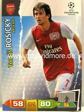 Adrenalyn XL Champions League 11/12 - Tomas Rosicky