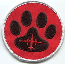 LOCKHEED SKUNK WORKS U-2 DRAGON LADY ROCAF RECON 35th SQN SSI: BLACK CAT 黑貓中隊
