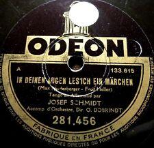 0853/Joseph Schmidt-dans tes yeux les 'je un conte de fées-VOGA-VOGA-gomme laque
