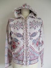 VTG Lucky Brand Ethnic Boho Hoodie Sweatshirt Large