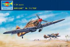 """Trumpeter 1/24 British """"Hurricane"""" Mk.ⅡC / TROP 02416"""