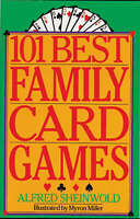 101 Best Family Card Games ' Sheinwold, Alfred