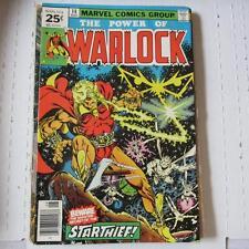 Warlock 14 Fn/Vf Sku16897 25% Off!