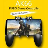 AK66 Six Fingers Game Controller Trigger Shooting Gamepad for PUBG Mobile Tool