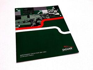 2001 2002 Jaguar F1 Racing Accessories Brochure