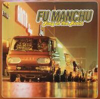 FU MANCHU KING OF THE ROAD VINYL LP 1ST PRESS MAMMOTH USA 1999 NEW UNPLAYED