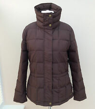 Lauren Ralph Lauren Tablita Quilted Jacket - Brown - Size M