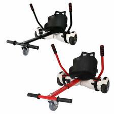 Go Kart Scooter HoverKart Seat for Kids Adjustable Holder Board Kart Seat