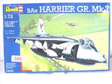 Revell - Harrier GR7 - 1/72 Plastic Model Kit (Ref.300)