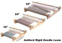 Ashford RIGID HEDDLE LOOM or Loom with Floor Stand - Sampleit or Standard