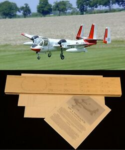 "59"" wingspan Grumman OV-1 Mohawk R/c Plane short kit/semi kit and plans"