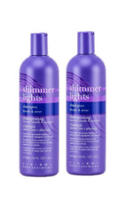 Clairol Shimmer Lights Shampoo Blonde And Silver 16 oz (pack of 2)