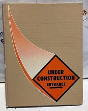 UNDER CONSTRUCTION ENTRANCE BISHOP GORMAN HIGH SCHOOL ARCHIVE YEARBOOK USED