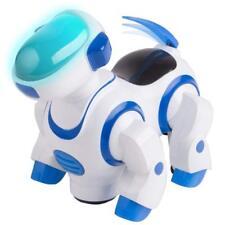 Kids Tech Interactive Robotic Dog, Bump & Go Lights Up
