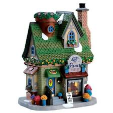 New Lemax village -  - Flower Patch Light-Up House  -