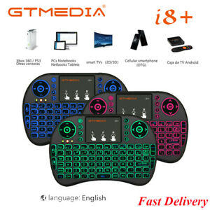Mini 2.4G Wireless Keyboard Remote Control Backlight for Smart TV Android TV Box