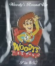 """Disney Store Pin #80 Magical Musical Moments Toy Story """"Woody's Round Up"""" NEW"""