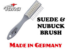 TANA SUEDE NUBUCK CREPE BRUSH - FOR SHOES BOOTS JACKET REMOTE DIRT DUST STAINS