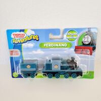 Thomas & Friends Adventures FERDINAND Metal Engine On Card NEW & SEALED