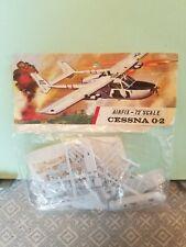 Vintage Airfix 133 Cessna 0-2 bagged kit 1969  Rare