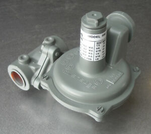 "Natural Gas Regulator, 1""npt, 496-20"