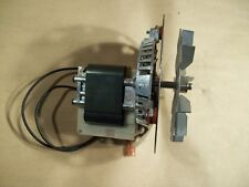 Ef-161-A Enviro Pellet Stove Combustion Blower Motor W/Impeller (Oem)