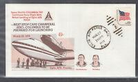 USA klasse Beleg 1979 Space Shuttle / 747 / Eglin  / Fitz Fulton, Tom McMurtry