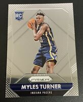 MYLES TURNER Prizm ROOKIE Card RC#340 Mint PSA 9/10?