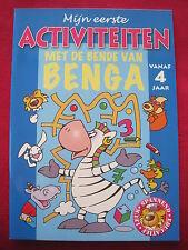 Mijn eerste activiteiten met de bende van Benga - Punkie
