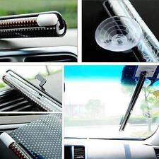 Auto Retractable Car Curtain Front Window Shade Windshield Sunshade Shield Visor