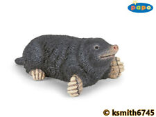 Papo SMALL MOLE solid plastic toy wild zoo woodland burrowing animal * NEW *💥