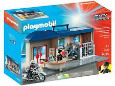 PLAYMOBIL Take Along Police Station Playset