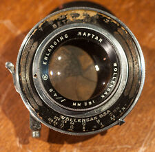 Betax #3 large format shutter (CLA) + Wollensak Raptar enlarging lens 162mm F4.5