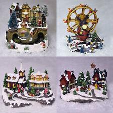 Guirlandes et bannières de fête multicolore pour la maison Noël