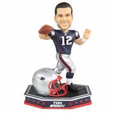Tom Brady New England Patriots Removable Helmet Bobblehead NFL
