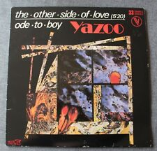 Yazoo, the other side of love / ode to boy , Maxi Vinyl
