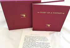 Diary of a Vintage,1979 Wynns Coonawarra Estate.26 Wood Engravings by Tate Adams