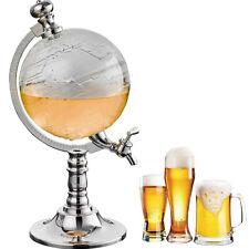 New Globe Wine Decanter Dispenser Bar Beverage Drink Alcohol Liquor Beer Whiskey
