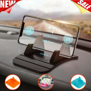 KFZ Auto Antirutschmatte Klebepad Ablage Halterung für Handy Smartphone Navi GPS