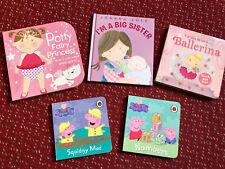 I'm A Big Sister, Potty Fairy Princess, Peppa Pig Books