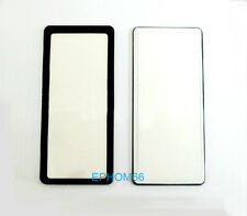Top Outer LCD Display Screen Window Glass Cover For Canon EOS 5D Mark II + Tape