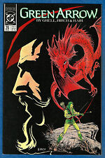 GREEN ARROW # 26  - DC 1989  (vf)