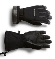 NEW Columbia Men's Whirlibird Glove BLACK/GRAY, S-M-L-XL