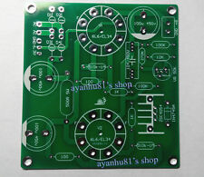 Tube Amps Preamp Preamplifier HV Regulator Power Supply PCB for 6N13P 6L6/EL34